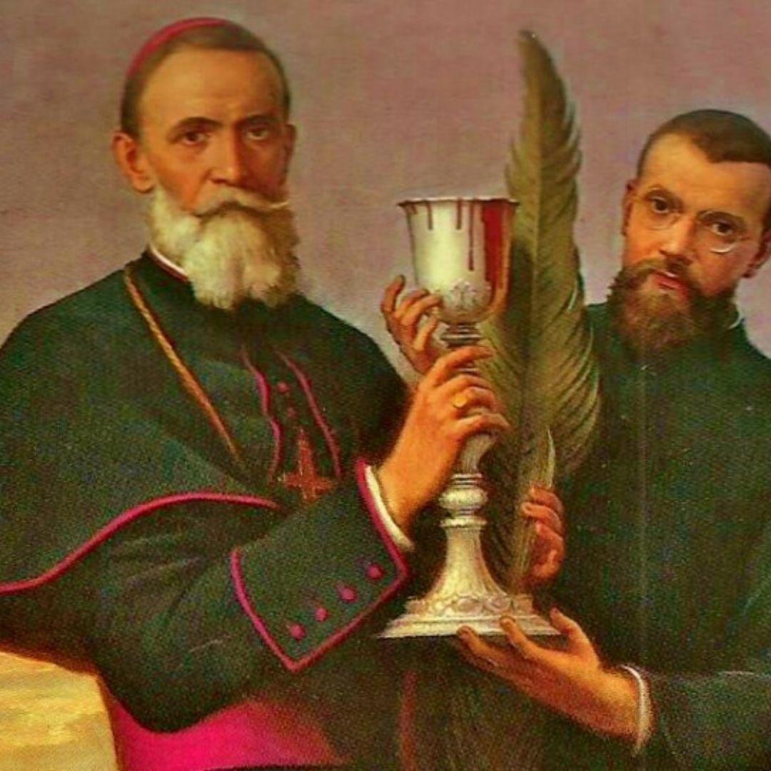 القديسان لويجي و كاليستو